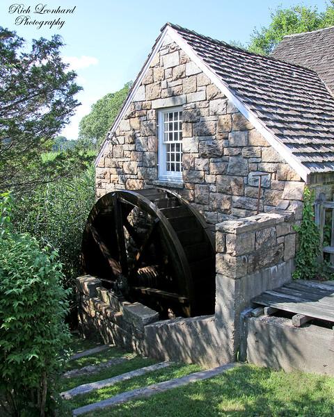 Gristmill in Frank Melville Park in Setauket,NY.