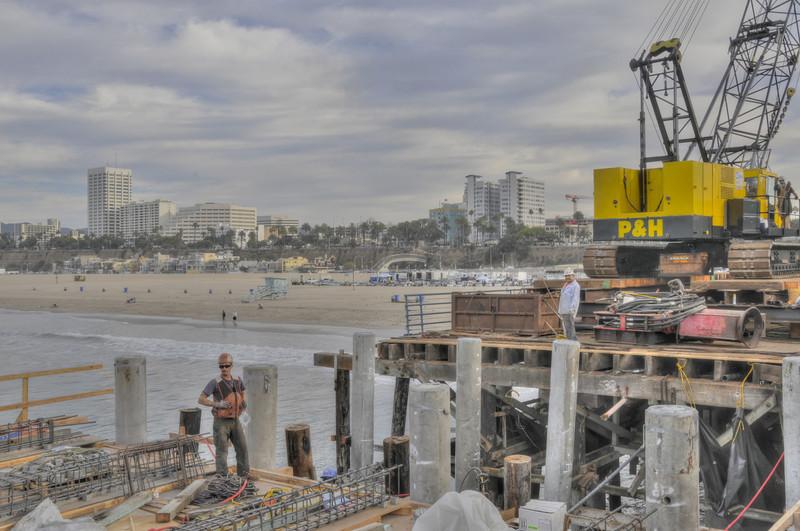 Santa Monica Pier - 10-07-13
