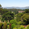 """There was a great view from every window in the home. The back of the house looked on-to the """"Presidio."""" And of course the """"Bay."""""""