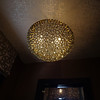 I think this was a light fixture in a powder-room.