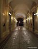 California Capitol Hallway