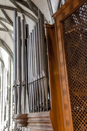 St. Stephens Cathedral: Organ