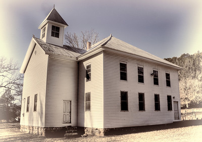 Yale Church - Oark, AR