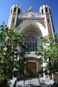 First Presbyterian Church, Little Rock, AR