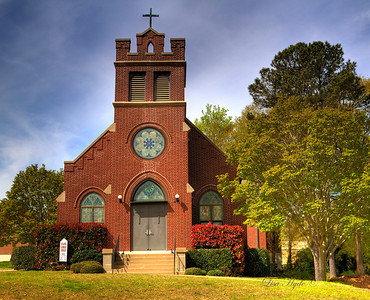 St. Louis Catholic Church - Camden, AR