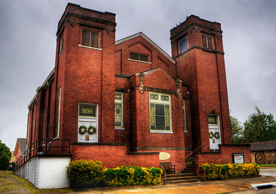 First Christian Church, Newport, AR