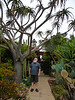Mike's House of Succulents ...University Heights.  Quite a botanical wonderland.