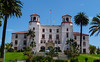 The original US Naval Hospital - San Diego - is an historical site located on Park Boulevard.   The buildings of the original US Naval Hospital in San Diego, considered as a landscaped ensemble, form a regionally significant work of historical architecture. The group is noteworthy for its harmonious architectural styling, unified planning, subtropical landscaping, and spectacular siting. <br /> <br /> Designed by the Washington DC-based US Navy Bureau of Yards and Docks, and built under contract by San Diego and Los Angeles construction firms under local supervision by the 11th Naval District Public Works Office, the original hospital compound was completed in stages between 1920 and 1937...