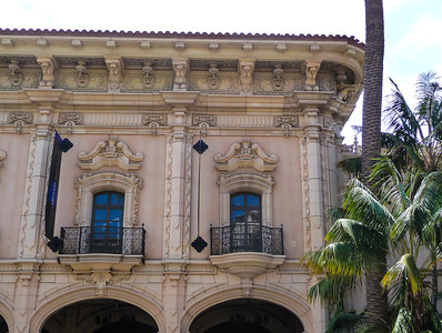 San Diego County Architecture