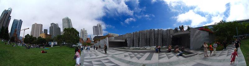 Location: Metreon Centre, San Francisco<br /> Software: DoubleTake
