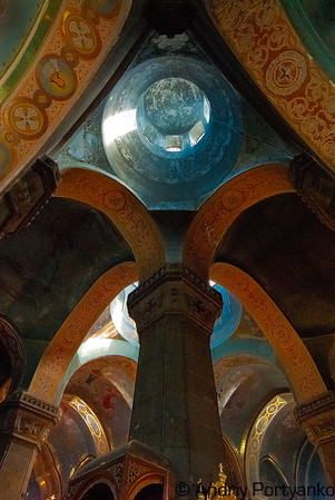 Zhytomir Orthodox Cathedral Жітомирський Преображенський катедральний собор, 1864. Збудований на місці Василіянської церкви (1771). Висота храму 53 м.