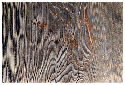 I thought the weathered wood grain on many of the buildings was really pretty.