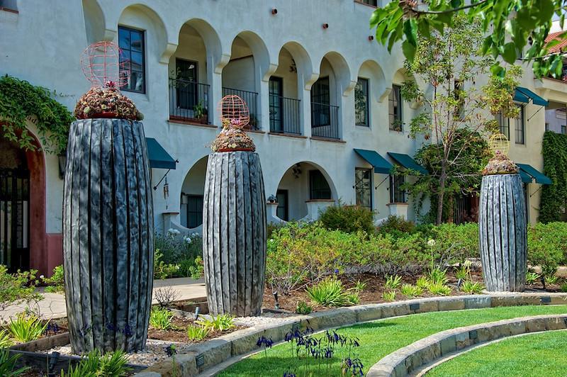 Jardin de las Granadas