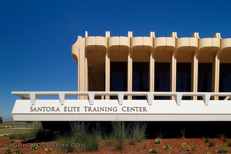 Santora Elite Training Center, UCI Campus, Irvine, CA, 9/25/14.