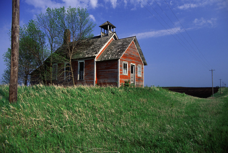 Old Schoolhouse found in Steele County