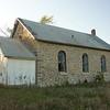 Wabaunsee County Kansas schoolhouse.