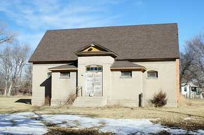 Laird, CO schoolhouse