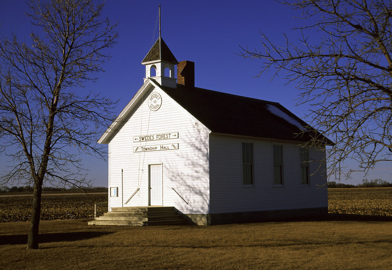 Old Schoolhouse found in Redwood County, MN