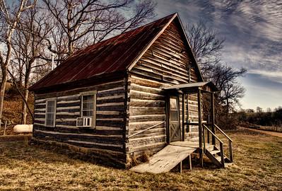 Smyrna Lower Schoolhouse - Hunstville, AR