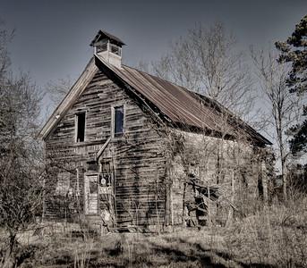 Broomfield Schoolhouse - Broomfield, AR