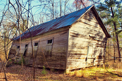 Mt. Moriah School, Bonnerdale, AR