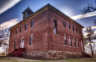 Bates School - Bates, AR ca. 1916