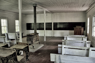 Turkey Creek School Interior