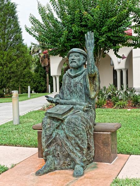 Saint Leo Statue
