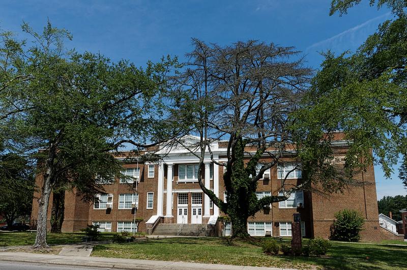 Massey Hill Classical High School