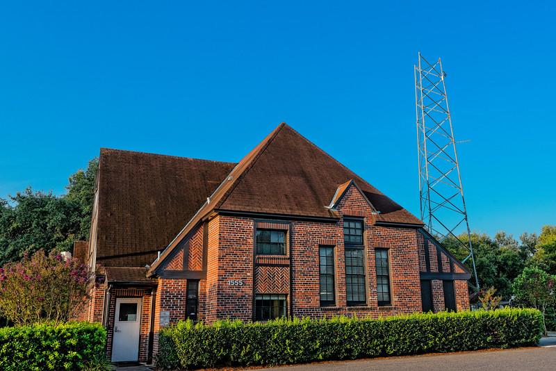 Former WRUF Radio Station now the University Police Station
