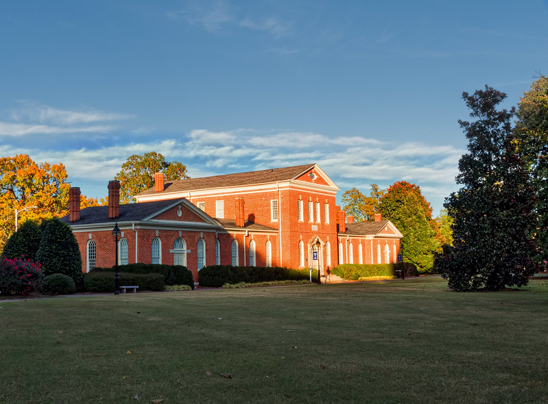 Goldston Hall