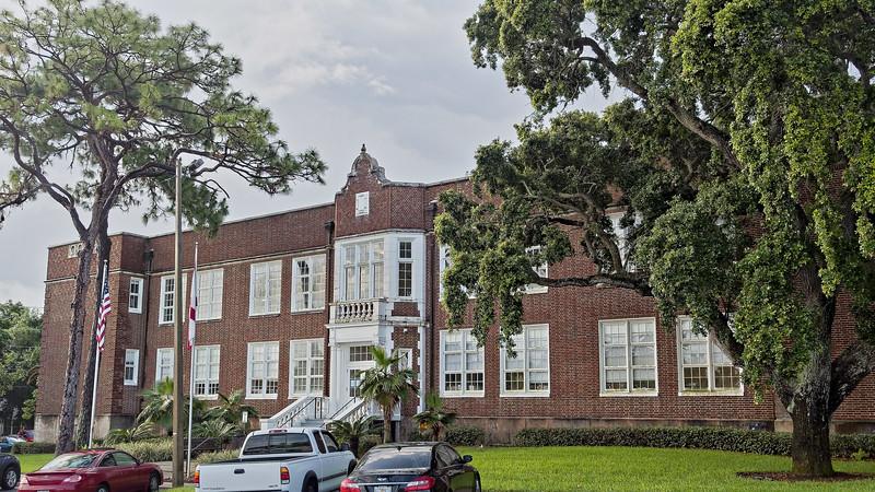 Old Tarpon Springs High School