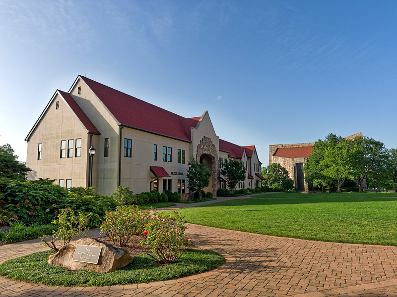 Covenant College's Brock Hall