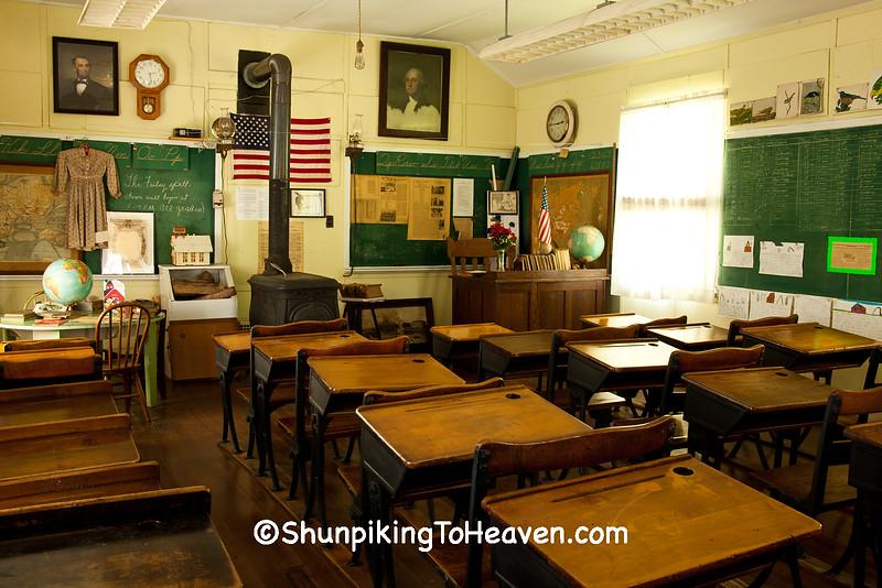 Halfway Prairie School, Dane County, Wisconsin