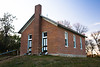 Red Brick School, Built 1873, Washington County, Iowa