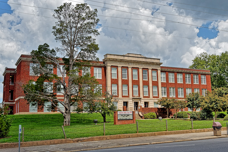 Old Franklinton High School