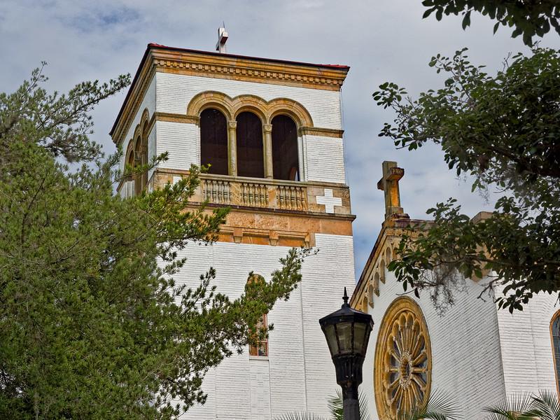 Church of the Holy Cross at Saint Leo Abbey