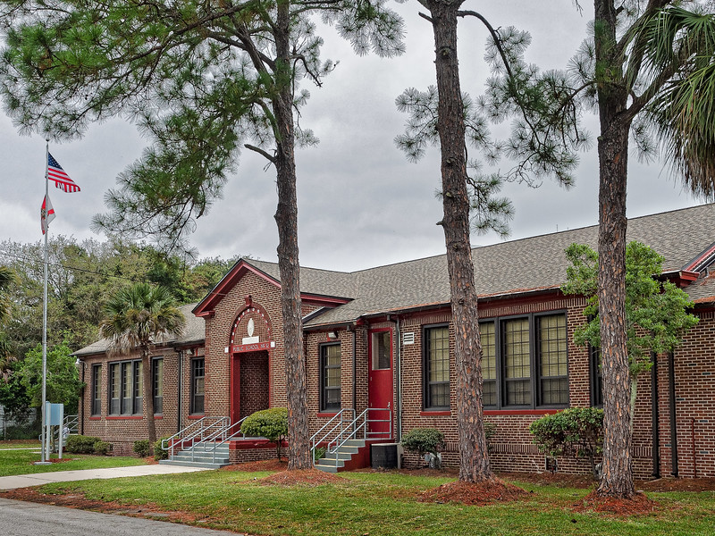 Marine Science Education Center, Mayport