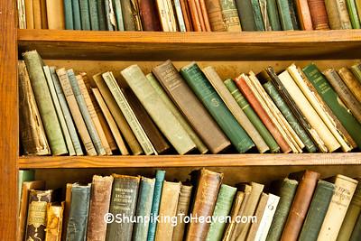 Vintage Books, Halfway Prairie School, Dane County, Wisconsin