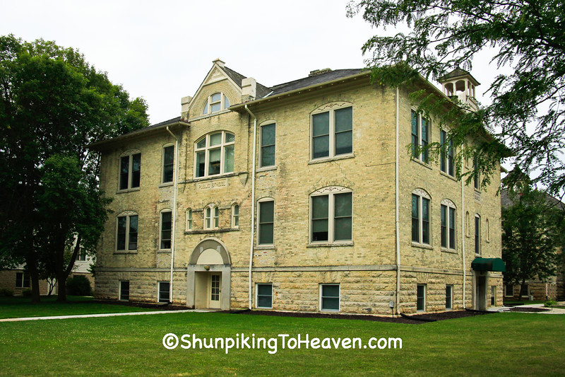 Public School Building, Edgerton, Wisconsin