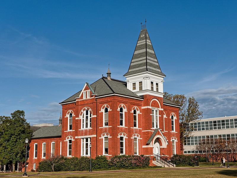 Hargis Hall at Auburn University