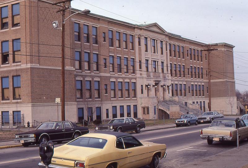 Quincy High School, 1980