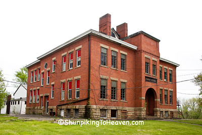 Brick Public School Building, Flushing, Ohio