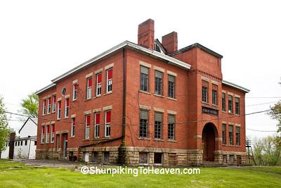 Brick Public School Building, Flushing, Ohio
