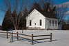 Little Prairie School, Sauk County, Wisconsin