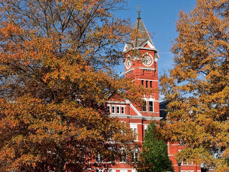 Samford Hall at Auburn