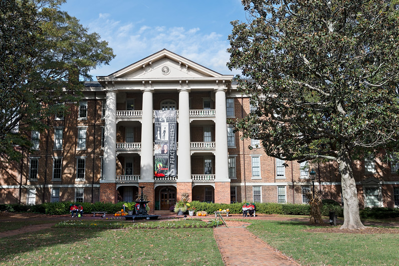 William Peace University Administration Building