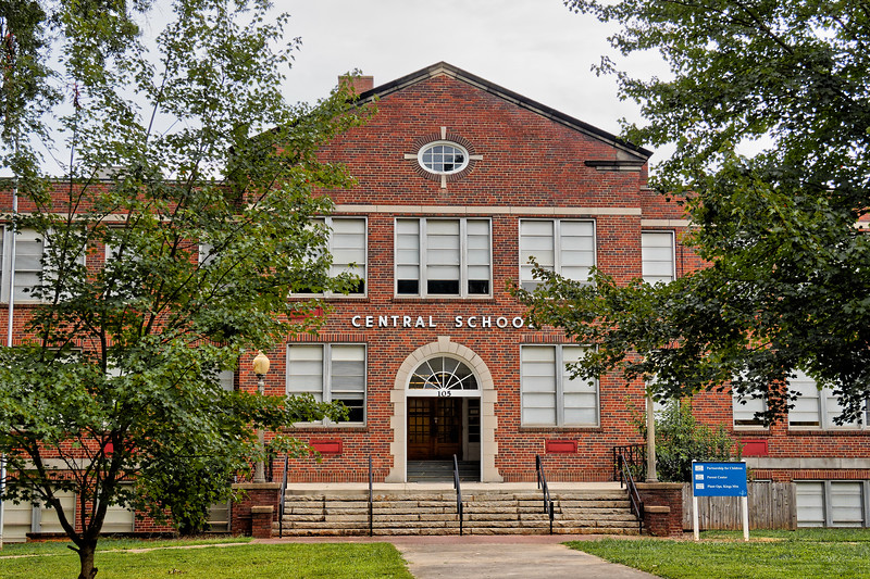Kings Mountain's Central School