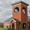 Weaver College Bell Tower at Brevard College