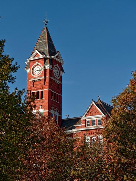 Auburn's Samford Hall